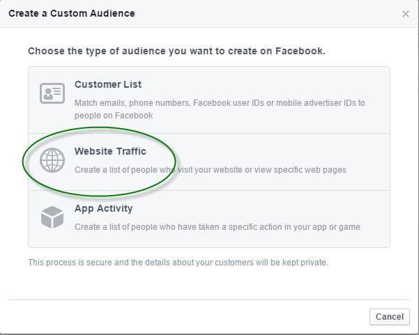 Facebook Retargeting Pixel 7