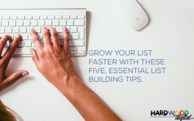 Email Marketing Tips – Grow your email database better.