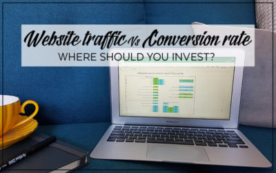Website Traffic Vs Website Conversion: Where should you invest?