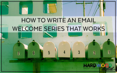 How to Write an Effective Welcome Email Sequence